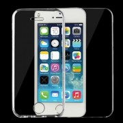Transparent dubbelsidigt Skal iPhone 5 & 5s & SE