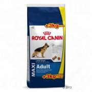 Royal Canin Size 18 kg em promoção : 15 kg + 3 kg grátis! - Giant Junior (15 kg + 3 kg)