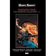 Marvel Knights Fantastic Four by Aguirre-Sacasa, McNiven & Muniz: The Complete Collection Vol. 1, Paperback/Roberto Aguirre-Sacasa