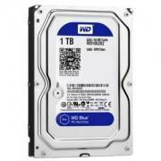 Твърд диск HDD 1TB WD Blue 3.5 SATAIII 64MB/ WD10EZRZ