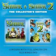 Various - Shrek 1 & 2 - The Collector's Edition - Preis vom 02.04.2020 04:56:21 h