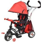Tricicleta Cu Sezut Reversibil Sunrise Turbo Trike Red