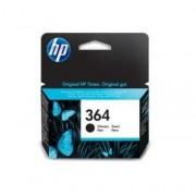 HP 364 BK -CB316EE svart bläckpatron, Original