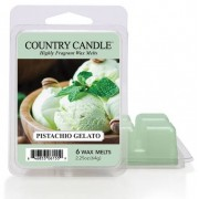 Country Candle Pistachio Gelato Wax Melts