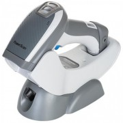 Datalogic PowerScan PBT9500-RT, 2D, Digimarc, Bluetooth, сериен, кредъл, бял