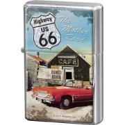 Bricheta metalica - Route 66 The Mother Road