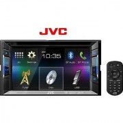 Jvc Kw-V21Bt Car Media Player (Double Din)