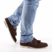 Мъжки обувки Rhett кафяви