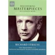 Discovering Masterpieces of Classical Music: Strauss eine Alpensinfon [DVD] [2007]