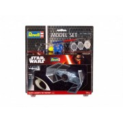 Revell Star Wars szett- Dath Vaders TIE Fighter makett 63602