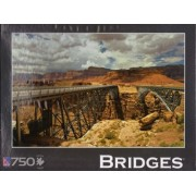 Brooklyn Bridge Puzzle - 750 Piece by Sur-Lox