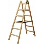 Stehleiter Holz