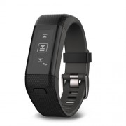 Garmin vívosmart HR + GPS, Black, XL