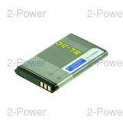 Nokia Original Smartphone Batteri Nokia 3.7v 1200mAh (BL-5K)