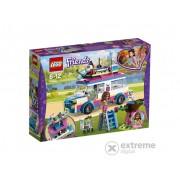 LEGO® Friends Vehiculul de misiune al Oliviei 41333