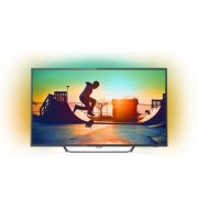 "Televizor LED Philips 127 cm (50"") 50PUS6262/12, Ultra HD 4K, Smart TV, Ambilight, WiFi, CI+"