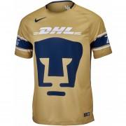 Jersey Nike de Pumas Unam dorada oro