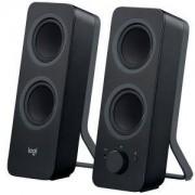 Тонколони Logitech Z207 Bluetooth Computer Speakers - Черни, 980-001295
