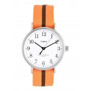 ユニセックス TIMEX 腕時計 オレンジ
