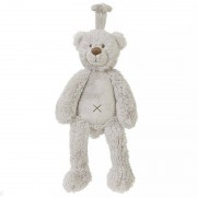 Happy Horses Peluche musicale Ours Harvey 32 cm Happy Horse - Doudou musical Ourson