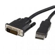 Techly Cavo Monitor DisplayPort 1.2 a DVI 3m