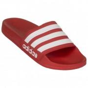Adidas Adilette Shower Sandali da trekking (12, rosso)