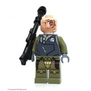 LEGO Lego Star Wars Obi-Wan Kenobi Rako Hardeen Bounty Hunter Disguise Minifigure