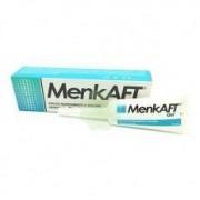 Menkaft gel junior 15ml utile in caso di afte, stomatiti e piccole lesioni della mucosa orale shedir pharma