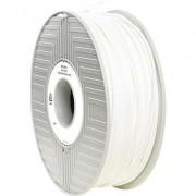 3D nyomtató szál Verbatim 55277 PLA műanyag 2.85 mm Fehér 1 kg (1398201)