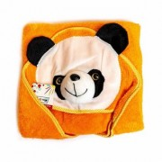 Sofi Orange soft Blanket for Baby Kid