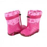 Cizme copii - pink, roz, Zetpol - iarna - Zetpol-Jeti-Pink