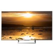 "Sony KD-43XE7077 43"" 4K TV HDR BRAVIA, Edge LED with Frame dimming, Processor 4К X-Reality PRO, XR 200Hz, DVB-C / DVB-T/T2 / DVB-S/S2, USB, Silver"