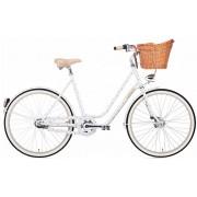 Bicicleta City Creme Moly Chic