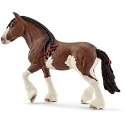 Schleich North America Clydesdale Mare Toy Figure