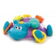 Jucarie sortator Hipopotam Playgro, 6 luni+
