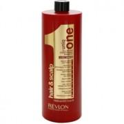 Revlon Professional Uniq One All In One Classsic champô nutritivo para todos os tipos de cabelos 1000 ml