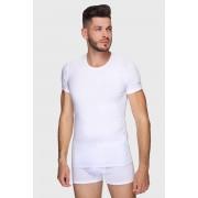 Férfi póló, fehér fehér