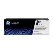 HP Tóner HP 364A Negro (CB436AD)