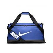NIKE Brasilia Training Duffel Bag M Blue