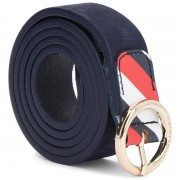 TOMMY HILFIGER Dambälte TOMMY HILFIGER - Round Buckle Nubuck AW0AW05886 75 413
