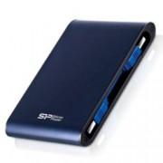 """1TB Silicon Power Armor A80, син, външен, 2.5"""" (6.35 cm), USB 3.0"""