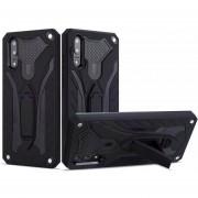 Funda Case Para Huawei P20 Pro Uso Rudo IronMan - Negro