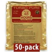Pure Turbojäst Turbo Pure 48 Hours/18% 50-Pack