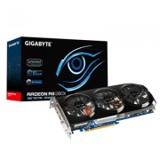 Видеокарта Gigabyte AMD Radeon R9-280X,R928XOC-3GD, 3GB, 384bit DVI-I / mini DisplayPort*2 / HDMI*1