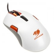 Mouse Cougar 250M White