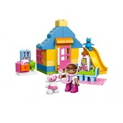 Lego Doc Mcstuffins Backyard Clinic, Multi Color