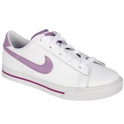 Adidasi Nike Classic fetite alb-mov