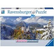 Castelul Neuschwanstein, 2000 Piese