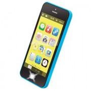 bieco Smartphone, blauw, met licht en sounds - Blauw