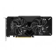 Placa video Palit GeForce GTX 1660 Dual OC, 6GB, GDDR5, 192-bit